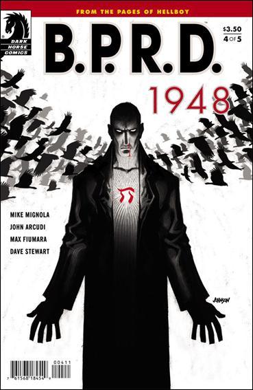 B.P.R.D.: 1948 4-A by Dark Horse