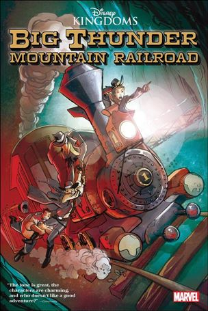 Disney Kingdoms: Big Thunder Mountain Railroad nn-A