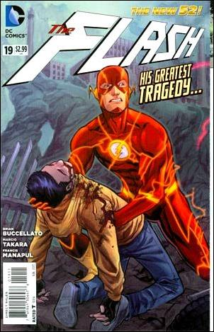 Flash (2011) 19-A by DC
