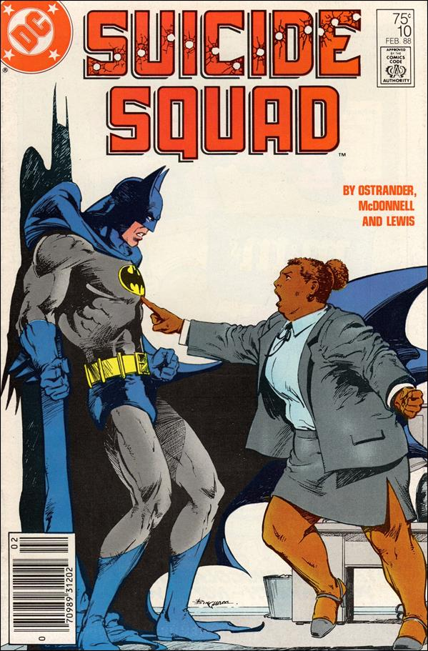 Suicide Squad (1987) 10-A by DC