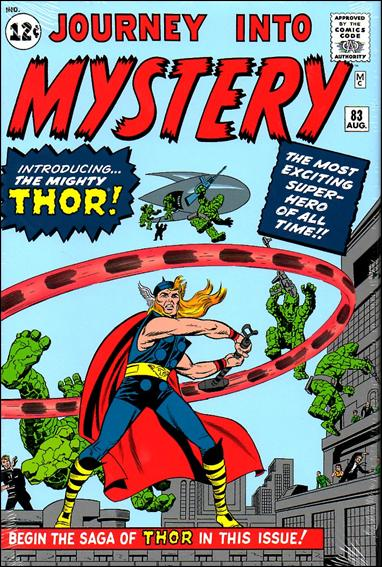 Mighty Thor Omnibus  1-B by Marvel