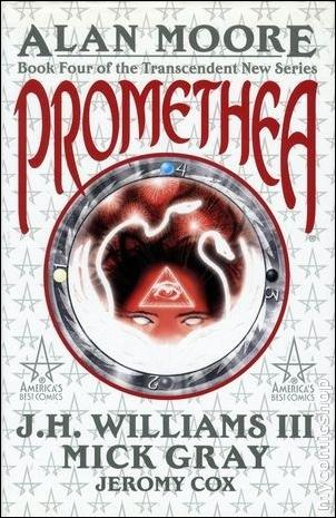 Promethea 4-A by America's Best Comics