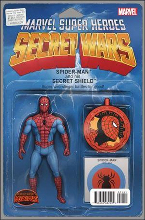 Amazing Spider-Man: Renew Your Vows (2015) 1-G