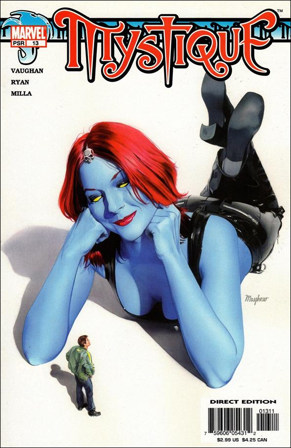Mystique 13-A by Marvel