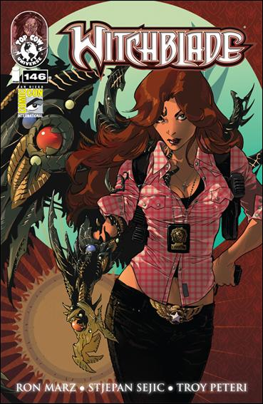 Witchblade 146-B by Top Cow