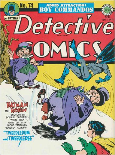 Detective Comics (1937) 74-A by DC