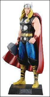 Classic Marvel Figurine Collection (UK) Thor by Eaglemoss Publications