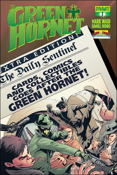 Green Hornet (2013) 1-G by Dynamite Entertainment