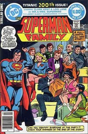 Superman Family 200-A