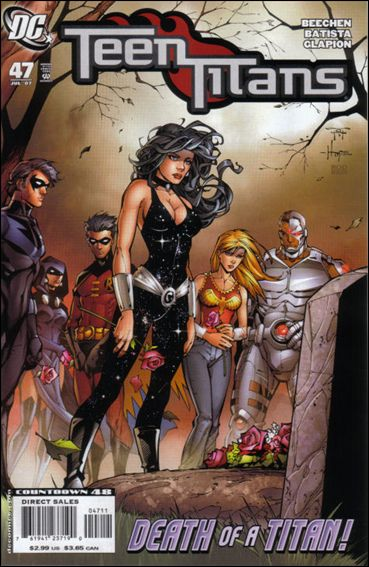 Teen Titans (2003) 47-A by DC