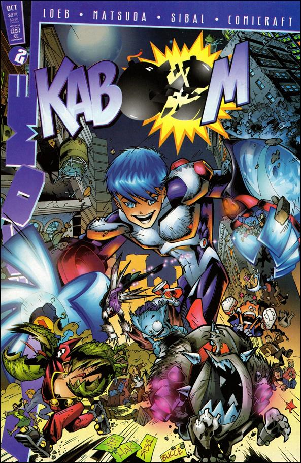 Kaboom (1997) 2-A by Awesome