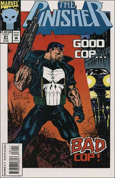 Punisher (1987) 81-A by Marvel