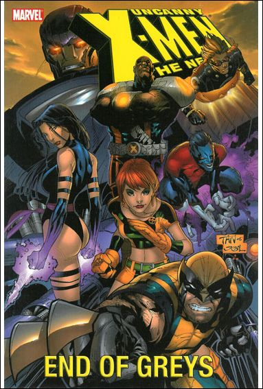 Uncanny X-Men: The New Age 4-A by Marvel
