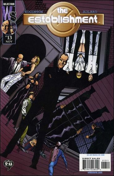 Establishment 13-A by WildStorm