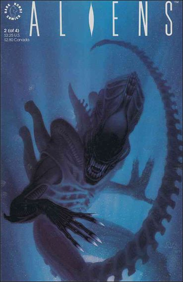 Aliens (1989) 2-A by Dark Horse