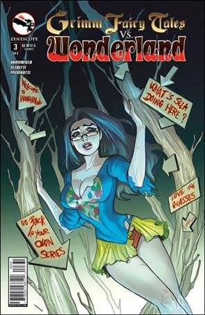 Grimm Fairy Tales Vs. Wonderland 3-C