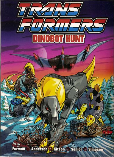 Transformers: Dinobot Hunt nn-A by Titan