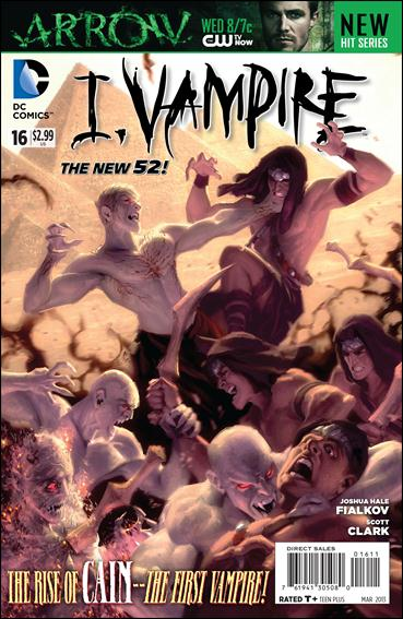 I, Vampire 16-A by DC