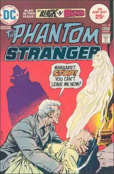 Phantom Stranger (1969) 35-A by DC