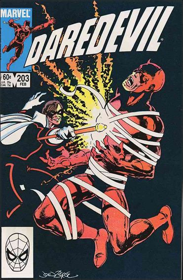 Daredevil (1964) 203-A by Marvel