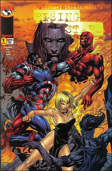 Rising Stars 1-C by Top Cow