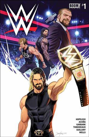 WWE 1-A