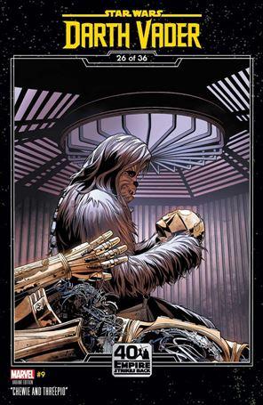 Star Wars: Darth Vader 9-B