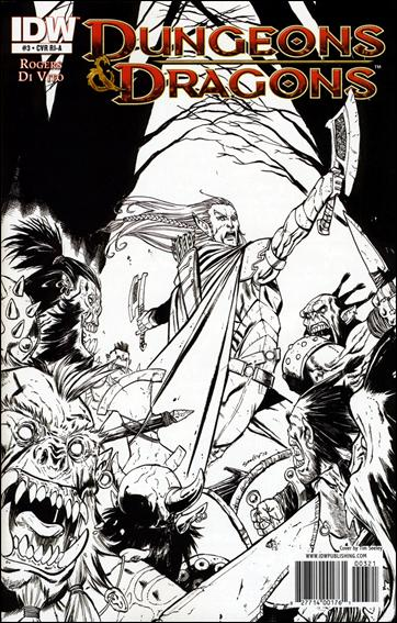 Dungeons & Dragons 3-C by IDW