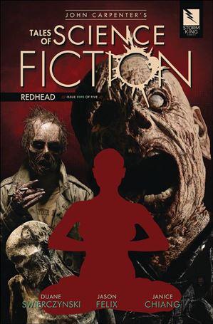 John Carpenter's Tales of Science Fiction: Redhead 5-A