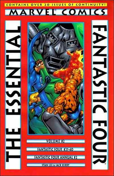 Essential Fantastic Four 2-A by Marvel
