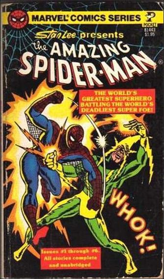 Amazing Spider-Man (1977) 1-A by Pocket Books
