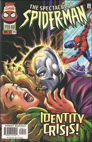 Spectacular Spider-Man (1976) 245-A