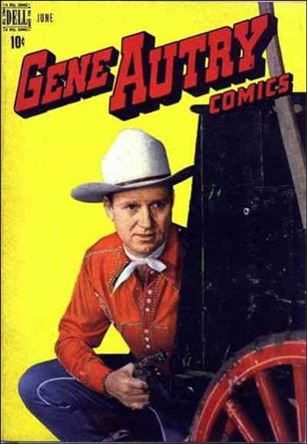 Gene Autry Comics (1946) 16-A