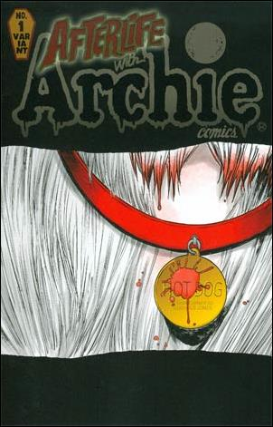 Afterlife with Archie 1-C by Archie