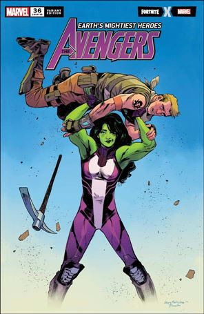 Avengers (2018/07) 36-B
