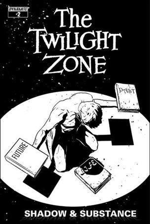 Twilight Zone:  Shadow & Substance 2-D