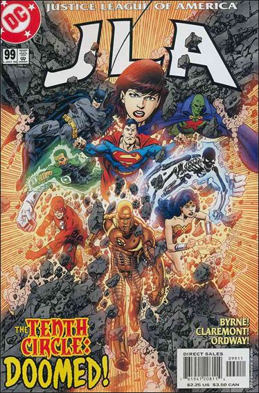 JLA 99-A by DC