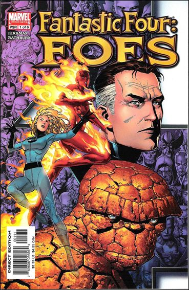 Fantastic Four: Foes 1-A by Marvel