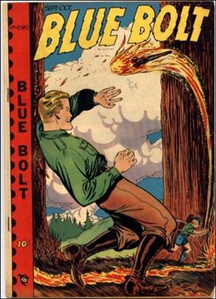 Blue Bolt (1949) 2-A