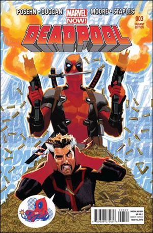 Deadpool (2013) 3-B
