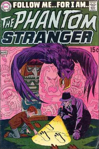 Phantom Stranger (1969) 2-A by DC