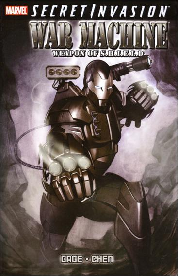 Secret Invasion: War Machine nn-A by Marvel