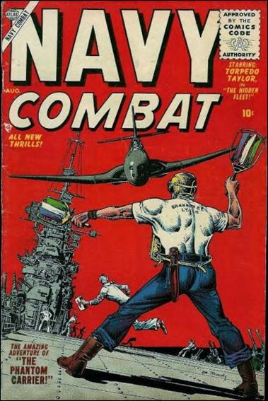 Navy Combat 2-A by Atlas