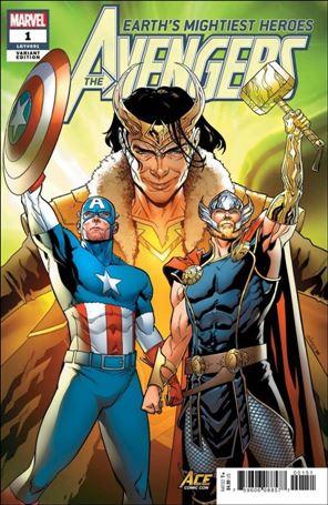 Avengers (2018/07) 1-P