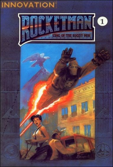 Rocketman: King of the Rocket Men 1-A by Innovation