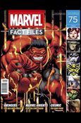 Marvel Fact Files 75-A