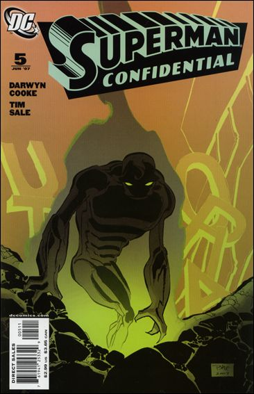 Superman Confidential 5-A by DC