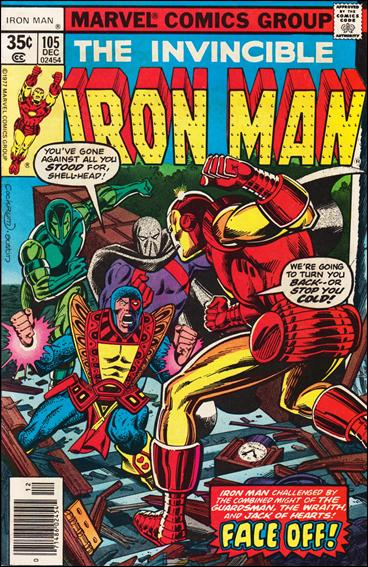 Iron Man (1968) 105-A by Marvel