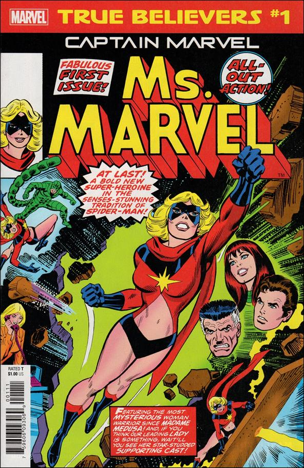 Ms. Marvel (1977) 1-C by Marvel