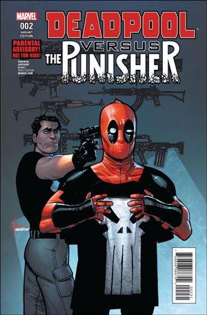 Deadpool vs the Punisher 2-C